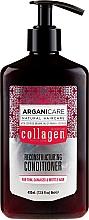 Voňavky, Parfémy, kozmetika Kolagénový kondicionér na vlasy - Arganicare Collagen Reconstructuring Conditioner