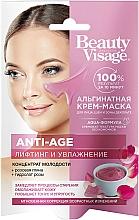 Voňavky, Parfémy, kozmetika Alginátová krémová maska na tvár, krk a dekolt Anti-age - Fito Kosmetik Beauty Visage