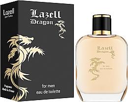 Voňavky, Parfémy, kozmetika Lazell Dragon for men Edt - Toaletná voda