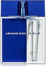 Voňavky, Parfémy, kozmetika Armand Basi In Blue - Toaletná voda (Tester s vekom)