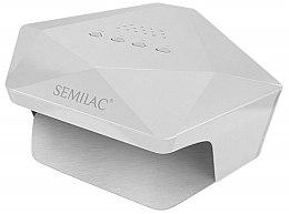 Voňavky, Parfémy, kozmetika Lampa UV / LED, biela - Semilac Diamant 36W