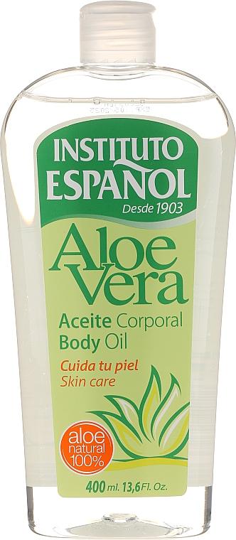 """Olej na telo """"Aloe Vera"""" - Instituto Espanol Aloe Vera Body Oil"""