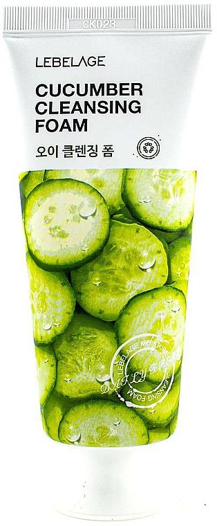 Čistiaca pena Uhorka - Lebelage Cucumber Cleansing Foam