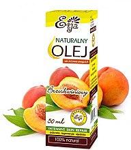 Voňavky, Parfémy, kozmetika Prírodný olej z broskyňových jadier - Etja Natural Oil
