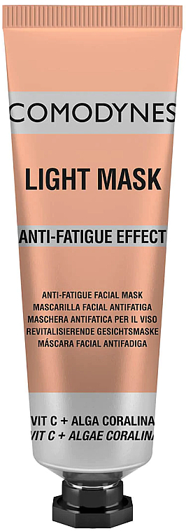 Maska na tvár - Comodynes Light Anti-Fatigue Effect Mask — Obrázky N1