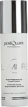 Voňavky, Parfémy, kozmetika Nočný regeneračný krém - PostQuam Lumiere Night Regenerating Caviar Cream