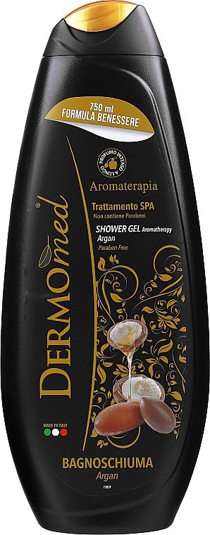 """Pena do kúpeľa """"Arganový olej"""" - Dermomed Bath Foam Argan Oil"""