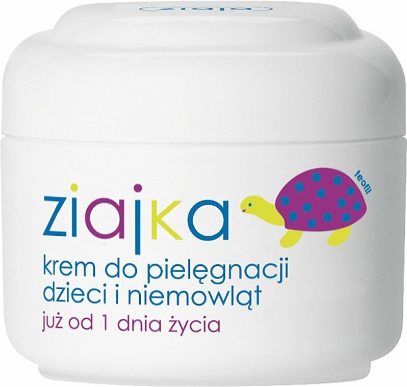 Krém pre deti a bábätká - Ziaja Body Cream for Kids