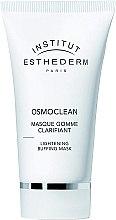Voňavky, Parfémy, kozmetika Maska na tvár, eštenie - Institut Esthederm Osmoclean Lightening Buffing Mask