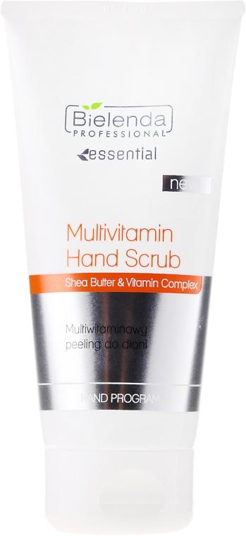 Multivitamínový peeling na ruky - Bielenda Professional Multivitamin Hand Scrub — Obrázky N1