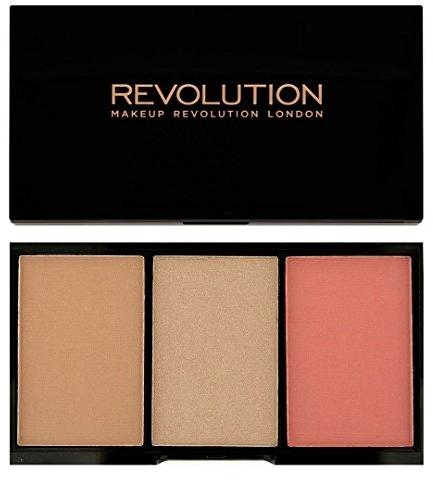 Paleta na líčenie - Makeup Revolution Iconic Rave Palette — Obrázky N1
