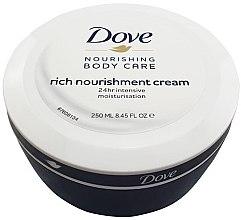 Voňavky, Parfémy, kozmetika Krém na ruky a telo - Dove Intensive Cream Nourishing Care