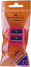 Voňavky, Parfémy, kozmetika Dvojité strúhadlo na ceruzky, 2199, ružové - Top Choice
