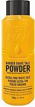 Voňavky, Parfémy, kozmetika Mastenc na pleť - Nishman Barber Shave Talc