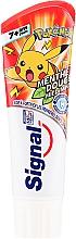Voňavky, Parfémy, kozmetika Detská zubná pasta, červená - Signal Junior Pokemon Toothpaste