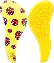 Voňavky, Parfémy, kozmetika Kefa na vlasy - KayPro Dtangler The Mini Brush Yellow