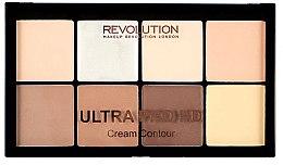 Voňavky, Parfémy, kozmetika Súprava na tvarovanie tváre - Makeup Revolution HD Pro Cream Contour