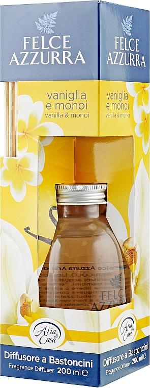 Osviežovač vzduchu, difúzor - Felce Azzurra Vanilla — Obrázky N1