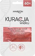 Voňavky, Parfémy, kozmetika Rozjasňujúca maska na krk a dekolt - Marion Age Treatment Mask 60+