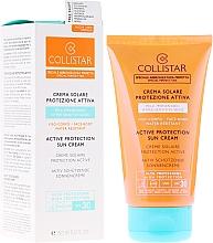 Voňavky, Parfémy, kozmetika Krém na opaľovanie - Collistar Active Protection Sun Cream SPF30 150ml