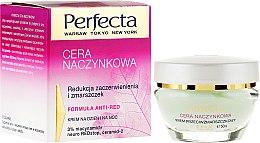 Voňavky, Parfémy, kozmetika Krém proti vráskam - Perfecta Cera Naczynkowa Cream