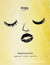Voňavky, Parfémy, kozmetika Rozjasňujúca tvárová maska - Pibu Beauty Brightening Mask