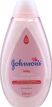 """Voňavky, Parfémy, kozmetika Kúpeľový gél """"Jemné čistenie"""" - Johnson's Baby Soft Wash Gel"""