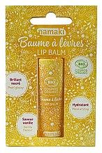 """Voňavky, Parfémy, kozmetika Balzam na pery """"Vanilka"""" - Namaki"""