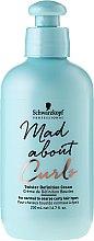 Voňavky, Parfémy, kozmetika Textúrovaný krém na vlasy - Schwarzkopf Professional Mad About Curls Twister Definition Cream