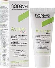 Voňavky, Parfémy, kozmetika Starostlivosť 3v1 o problémovú pleť - Noreva Actipur Intensive Anti-Imperfection Care 3in1