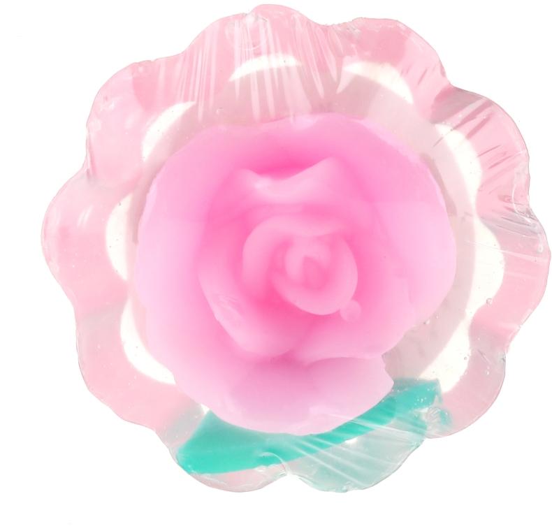"""Glycerínové mydlo """"Rose"""", ružová - Bulgarian Rose Soap — Obrázky N1"""