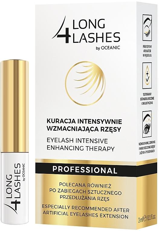 Prostriedok na spevnenie mihalníc - Long4Lashes Eyelash Intensive Enhancing Therapy