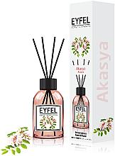 """Voňavky, Parfémy, kozmetika Aromatický difúzor """"Akácia"""" - Eyfel Perfume Reed Diffuser Acacia"""