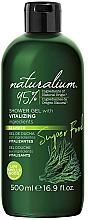 """Voňavky, Parfémy, kozmetika Sprchový gél """"Morské riasy"""" - Naturalium Shower Gel Vitalizing"""