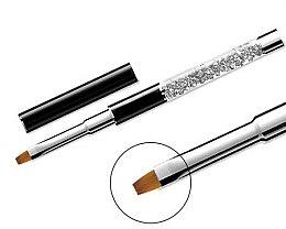 Voňavky, Parfémy, kozmetika Plochý štetec na manikúru č. 10 - Elisium
