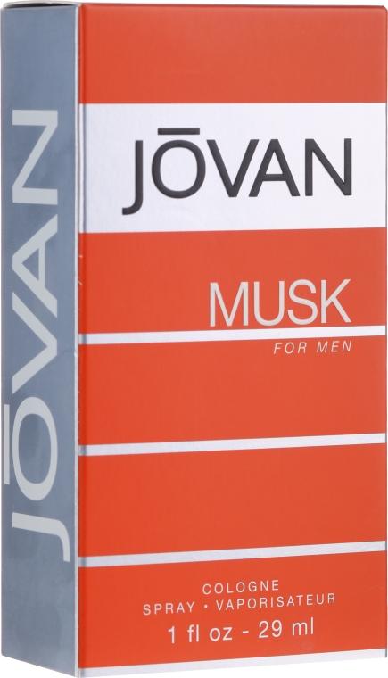 Jovan Musk For Men - Kolínska voda