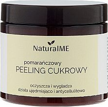 """Voňavky, Parfémy, kozmetika Cukorový telový peeling """"Pomaranč"""" - NaturalME"""