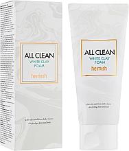 Voňavky, Parfémy, kozmetika Čistiaca pena na tvár - Heimish All Clean White Clay Foam