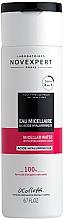 Voňavky, Parfémy, kozmetika Micelárna voda na tvár - Novexpert Hyaluronic Acid Micellar Water