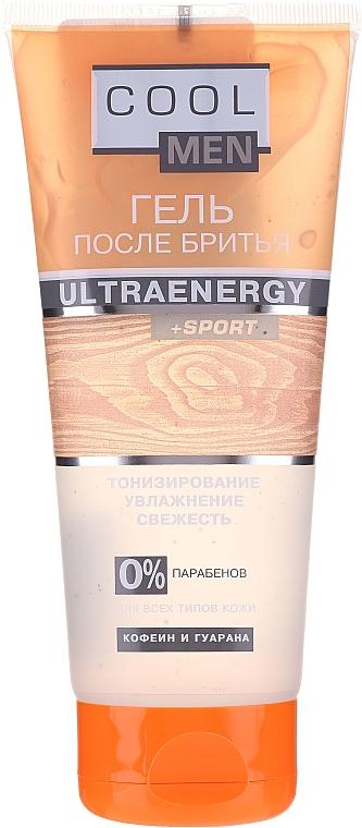 "Gél po holení ""Ultraenergy"" - Cool Men — Obrázky N1"