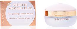 Voňavky, Parfémy, kozmetika Nočný krém proti starnutiu - Stendhal Recette Merveilleuse Ultra Senior Renewal Night Care