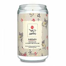 Voňavky, Parfémy, kozmetika Vonná sviečka v sklenenej nádobe - FraLab Jappo Ganbaru Coconut Candle