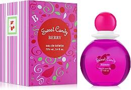 Voňavky, Parfémy, kozmetika Jean Mark Sweet Candy Berry - Toaletná voda