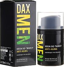 Voňavky, Parfémy, kozmetika Hydratačný krém proti vráskam pre mužov - DAX Men