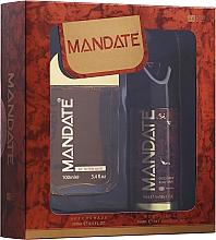 Eden Classic Mandate - Sada (aftershave/100 ml + b/spray 150 ml) — Obrázky N1