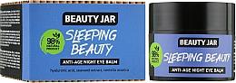 """Voňavky, Parfémy, kozmetika Nočný balzam proti starnutiu """"Sleeping Beauty"""" - Beauty Jar Anti-Age Night Eye Balm"""
