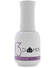 Voňavky, Parfémy, kozmetika Aktivátor na nechty - Elisium Diamond Liquid 3 Activator