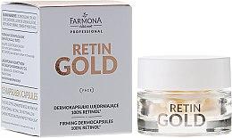 Voňavky, Parfémy, kozmetika Kapsuly s koncentrátom retinolu - Farmona Retin Gold Firming Dermocapsules 100% Retinol