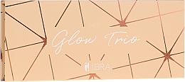 Voňavky, Parfémy, kozmetika Paleta rozjasňovačov - Ibra Glow Trio