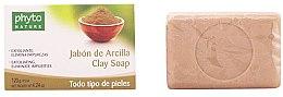 Voňavky, Parfémy, kozmetika Prírodné mydlo s hlinou - Luxana Phyto Nature Clay Soap